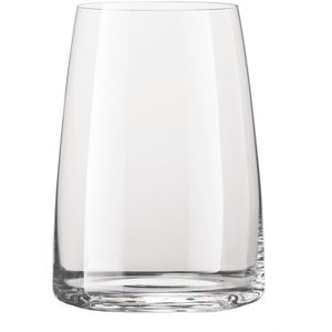 Univerzalna staklena višenamjenska čaša iz serije Sensa.   ZWIESEL karakterizira njegova jedinstvena kvaliteta. Standard visoke kvalitete započinje zvukom - ton zveckanja ZWIESEL čaša jedinstven je i time je postao jasna prepoznatljiva značajka marke. ...