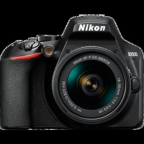 Nikon D3500 AF-P DX 18-55 VR + AF-P DX 70-300 VR slika 1
