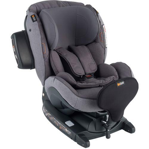 BeSafe autosjedalica iZi Kid X3 i-Size Melange (0-18kg) - Metallic Mélange   slika 5