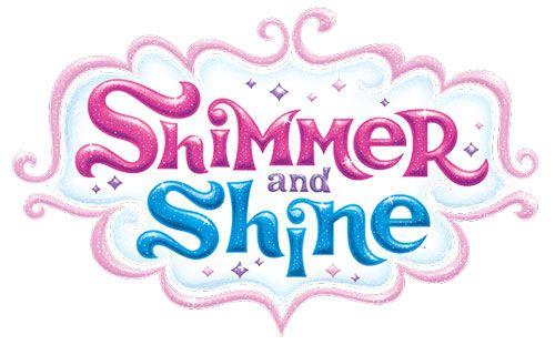 Shimmer and Shine logo
