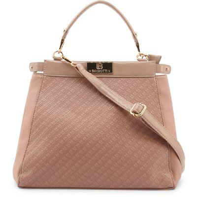 PVC  Handbags  Pink  Women  Fall/Winter  Pink
