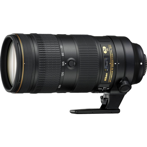 AF-S 70–200mm f/2.8E FL ED VR slika 1