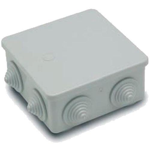 Famatel Razvodna kutija nadžbuk 100x100, vodonepropusna, IP55 - 3003-RKN/100x100 slika 1
