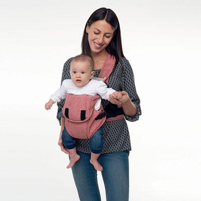 Karakteristike:  • postavlja se jednostavno i osigurava maksimalnu udobnost za bebu i roditelja  • ergonomski dizajn sjedala omogućuje pravilnu poziciju djetetovih kukova (M pozicija)  • potpora za glavu i vrat  • jednostavno mijenjanje iz pozicije...