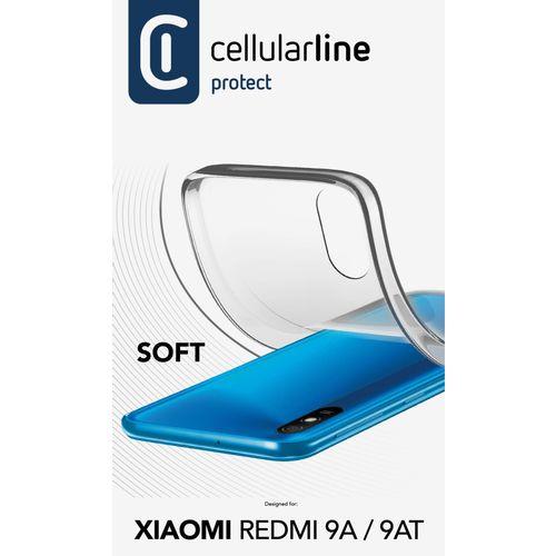 Cellularline Soft silikonska maskica za Xiaomi Redmi 9A slika 3