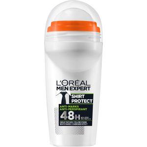 ROLL ON anti-perspirant 48H* protiv znojenja, bijelih i žutih tragova, te stvrdnjavanja odjeće.  *Instrumentalni test.