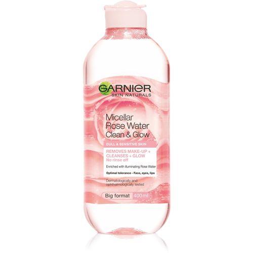 Garnier Skin Naturals Rose micelarna voda sa ružinom vodom 400 ml slika 1