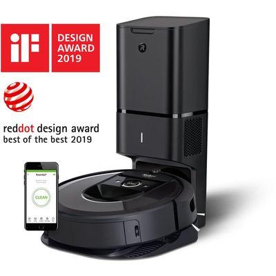 Dugoiščekivana nova premium i serija iRobot Roombe napokon je stigla na hrvatsko tržište i donijela niz inovacija u robotskoj industriji. Nova premium i serija se sastoji od Roomba i7 i Roomba i7+. Roomba i7 uključuje robotski usisavač, dok Roomba i7+ uključuje dodatno i bazu za automatsko pražnjenje spremnika.
