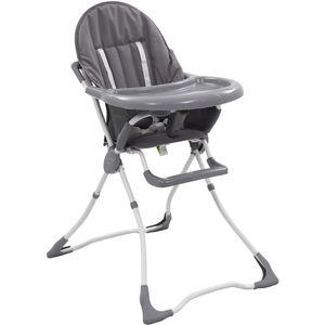 Učinite vrijeme obroka zabavnim uz ovu sklopivu dječju stolicu za hranjenje! Izrađena je od čeličnog okvira i snažne plastike za dug vijek trajanja i čvrstoću, zbog čega pruža odličnu potporu vašem mališanu. Podstavljeno sjedalo s mekanom...