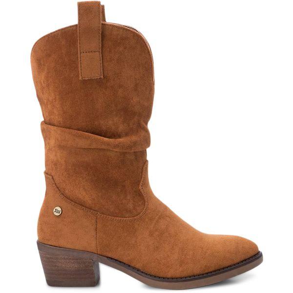 Brown  Fall/Winter  Women  Boots