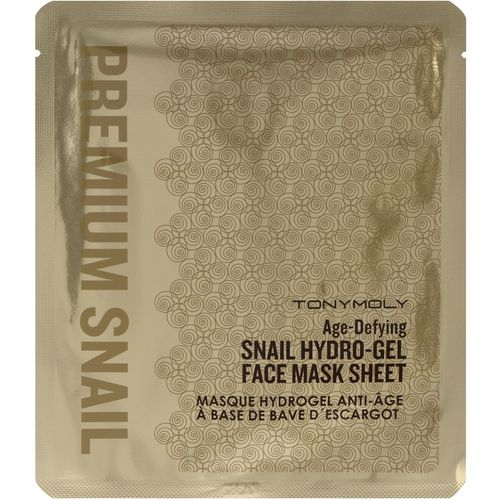 TONYMOLY Intense Care Snail Gel Mask slika 1