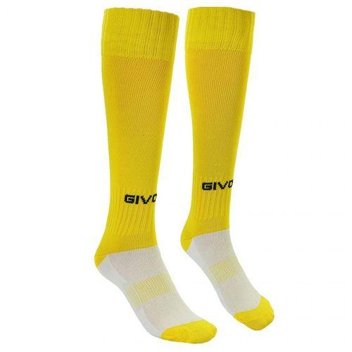 Givova sportske čarape Calcio - žuta slika 1