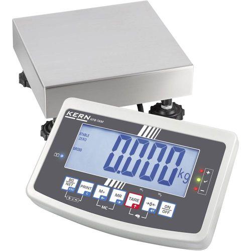 Vaga sa platformom Kern IFB Opseg mjerenja (kg) 3 kg Mogućnost očitanja 0.1 g putem utičnog punjača Višebojna slika 1