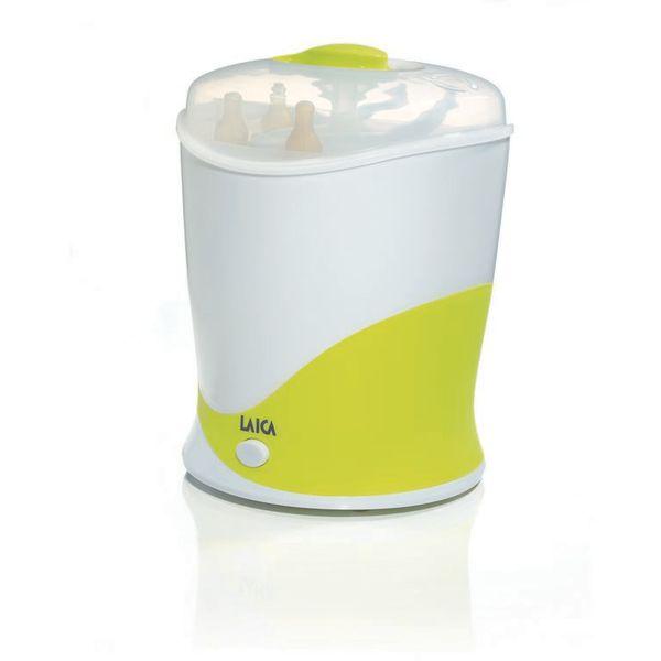 LAICA nudi jednostavan i siguran sustav za sterilizaciju bočica za hranjenje i svih njihovih sastavnih dijelova
