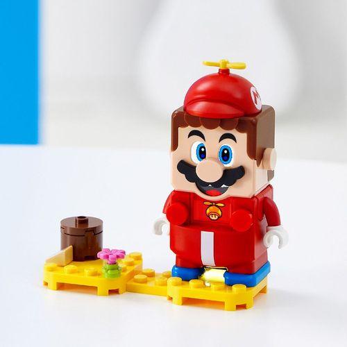 LEGO SUPER MARIO Paket za energiju – Mario s propelerom 71371 slika 3
