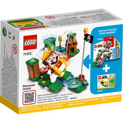 LEGO SUPER MARIO Paket za energiju – mačak Mario 71372 slika 2