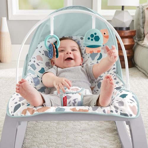 Fisher-Price Terrazzo 2u1 Newborn to Toddler Rocker / 0-18kg slika 6