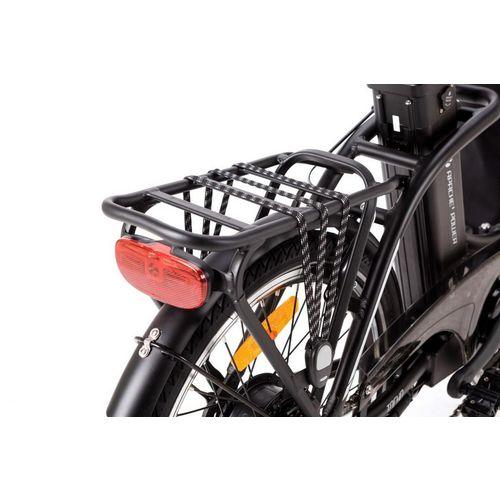 """Apache električni bicikl Tanka 10 Crvena 26"""" 18"""" Okvir slika 6"""