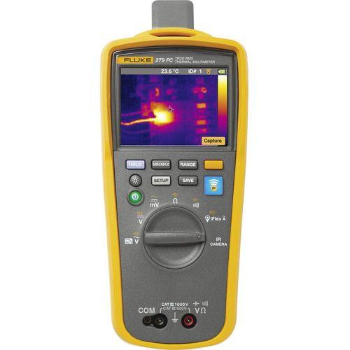 Ručni multimetar Fluke FLUKE-279FC/IFLEX kalibriran prema tvorničkom standardu ugrađena termografska kamera slika 2