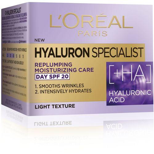 L'Oreal Paris Hyaluron Specialist dnevna hidratantna krema za vraćanje volumena 50 ml slika 3