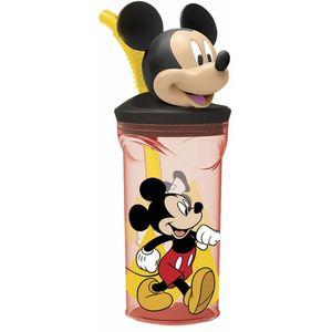 Disney Mickey čaša sa figurom 90 godina  Kapacitet: 360ml.