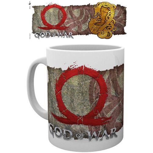 God of War Norse šalica slika 1