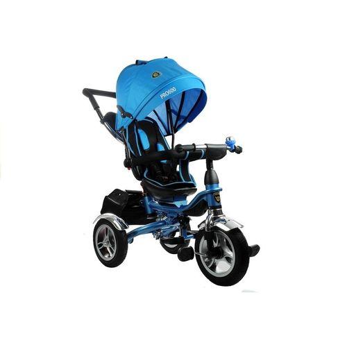 Dječji tricikl Pino plavi slika 1