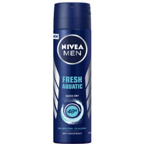 NIVEA DEO Fresh Aquatic antiperspirant za muške, 150 ml  slika 1