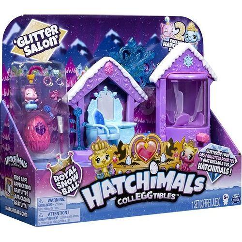 """Hatchimals Set za igru """"Royal Salon"""" slika 1"""