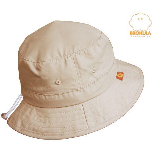BROKULA SALPA UV šešir za odrasle bež, ONE SIZE slika 1