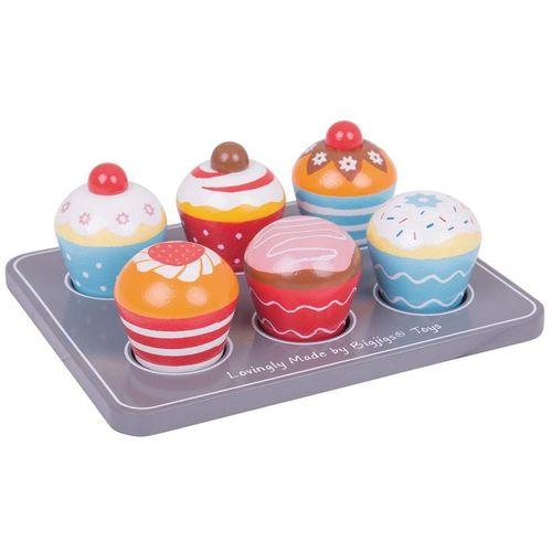 Bigjigs Pladanj za Muffine slika 1