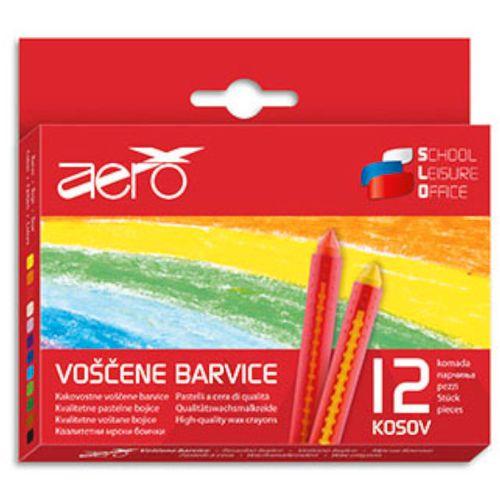 Aero Voštane boje 12 kom u kartonskom pakiranju 5955-0101 slika 1