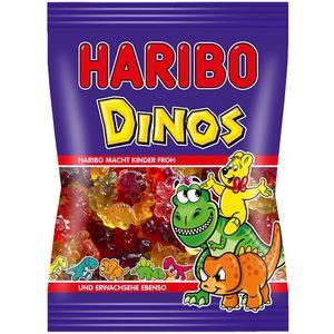 Haribo gumeni bomboni Dinos, 100 g