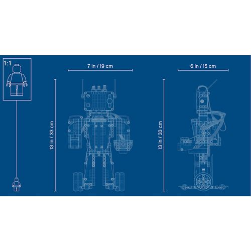 LEGO MINDSTORMS® Izumitelj robota - 51515 slika 16