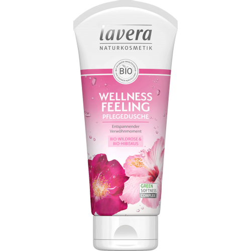 LAVERA Gel za tuširanje wellness feelilng BIO 200ml slika 1