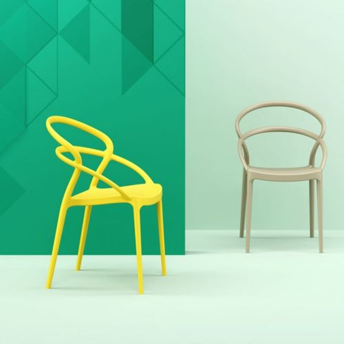 Dizajnerska stolica — BONZINI P slika 8