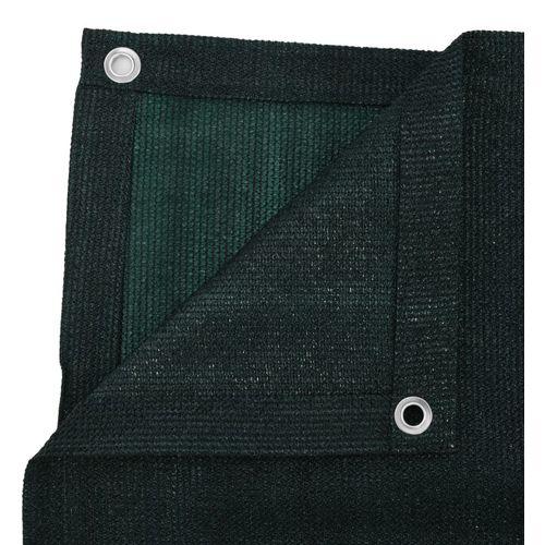 Tepih za šator 250 x 300 cm HDPE zeleni slika 7