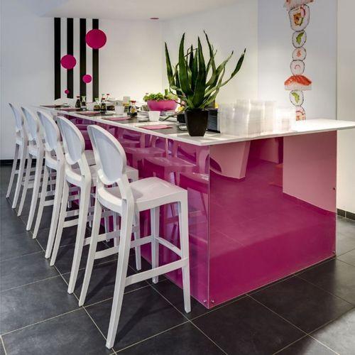 Dizajnerske barske stolice — by LUISA B. • 2 kom. slika 16