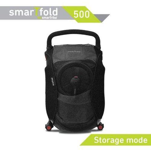 Smart Trike tricikl Folding 500 - Blue slika 7