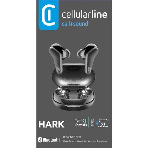 Cellularline Bluetooth TWS slušalice Hark crne slika 4