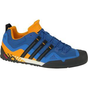 Adidas Terrex Swift Solo AQ5296 idealne su tenisice za aktivnosti na otvorenom, planinarenje i trčanje po neravnim terenima u svim vremenskim uvjetima.