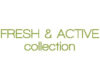 Fresh & Active Collection logo