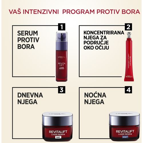 L'Oreal Paris Revitalift Laser Renew Eye Cream 15 ml slika 5