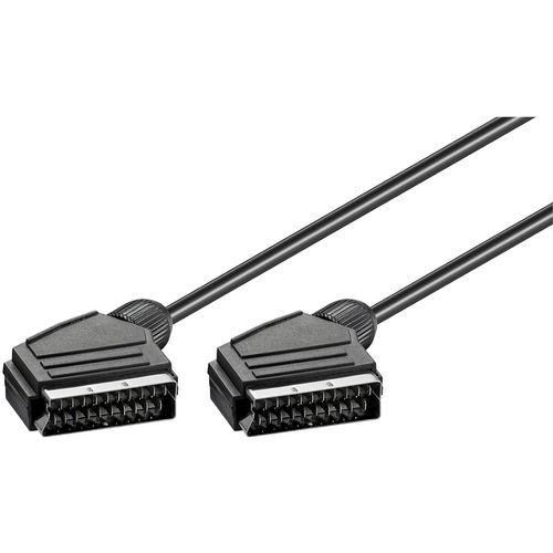 ZED electronic Scart kabel, 21 pinski, oklopljen, 1.5 met - VCS/1,5 slika 2