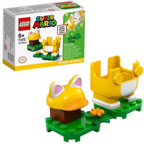 LEGO SUPER MARIO Paket za energiju – mačak Mario 71372 slika 3