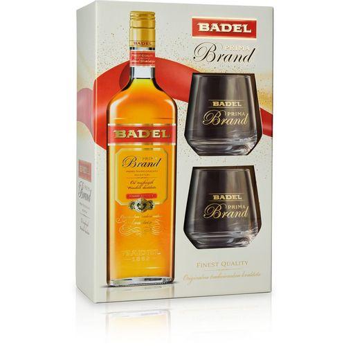 Badel Prima Brand u pokon kutiji s dvije čaše slika 1
