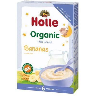 Instant mliječne pahuljice s bananom