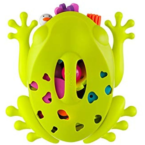 Želite kadu bez igračaka? Spremite igračke u Frog Pod.