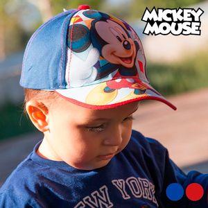<p>Iznenadite svoje najmlađe najpraktičnijom i najudobnijom<strong>Disney kapom</strong>! Vidjet ćete kako će postati sretni kad ugledaju <strong>Dječju Kapu MickeyMouse</strong>. Veličina 48-50 cm. Dimenzije vizira cca: 14x 6 cm. Sastav: 90% pamuk...
