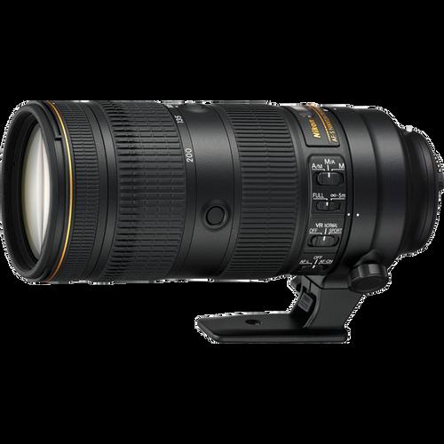 AF-S 70–200mm f/2.8E FL ED VR slika 2